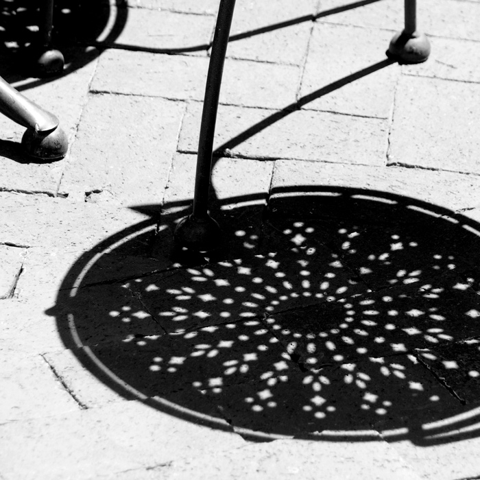 Chair – Taos, NM 4/09 - Fotokunst sturctures Fotokunst Kunstfotografie Ruth Kasper Stuttgart Karlsruhe Pforzheim