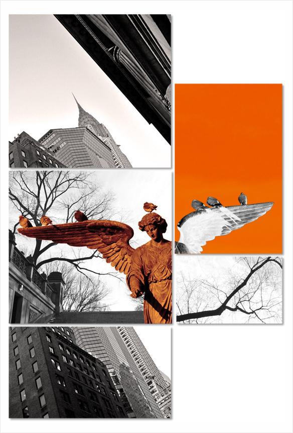 NYC-Angel - Fotokunst Kunstfotografie Ruth Kasper Stuttgart Karlsruhe Pforzheim