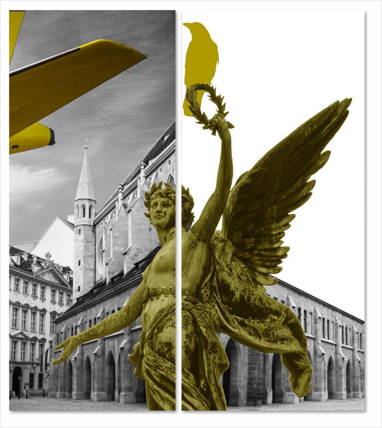 Vienna-Angel - Fotokunst Kunstfotografie Ruth Kasper Stuttgart Karlsruhe Pforzheim