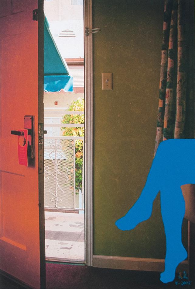 Blue legs - Fotokunst Kunstfotografie Ruth Kasper Stuttgart Karlsruhe Pforzheim