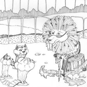 Geschichtsstunde - Löwenzahn & Katzenpfötchen